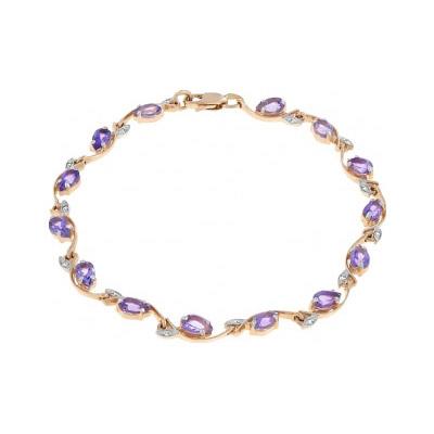 Золотой браслет 105346