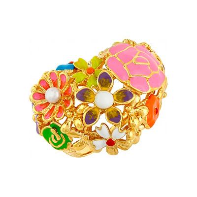 Серебряное кольцо  106191
