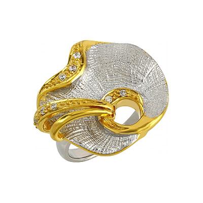 Серебряное кольцо  106223
