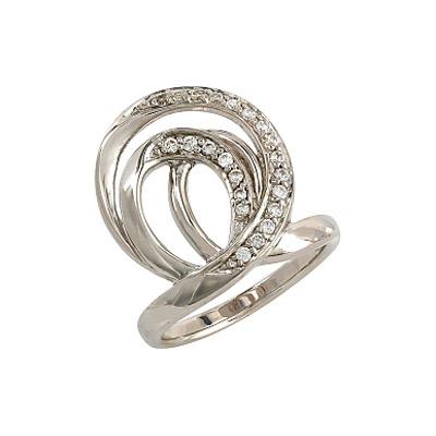 Серебряное кольцо  106227