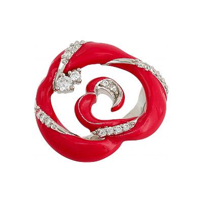 Серебряное кольцо  106294