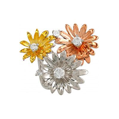 Серебряное кольцо  106296