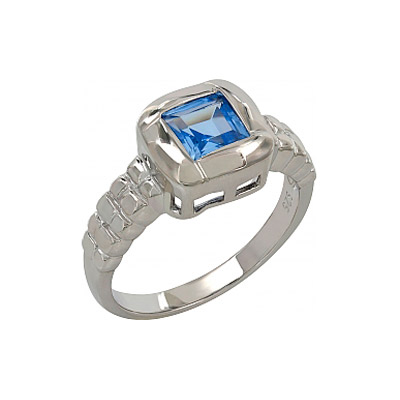 Серебряное кольцо  107285