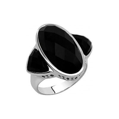 Серебряное кольцо  107303