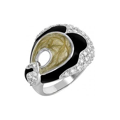 Серебряное кольцо  107312