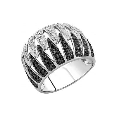 Серебряное кольцо  107317