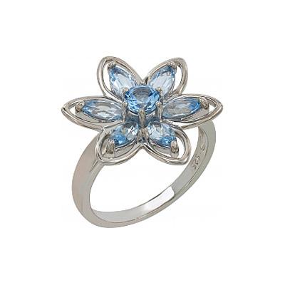 Серебряное кольцо  107318