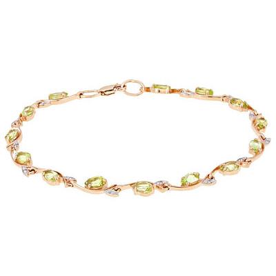 Золотой браслет 108163