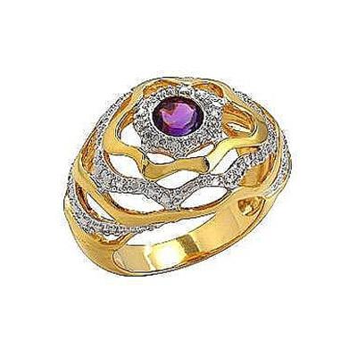 Серебряное кольцо  108314