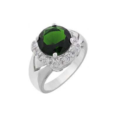 Серебряное кольцо  108380