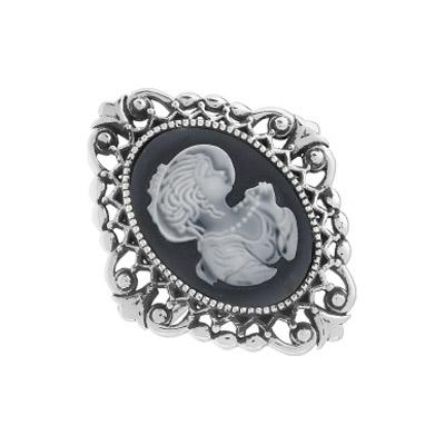 Серебряное кольцо  108433