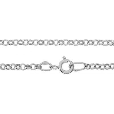 Серебряная цепь 109983
