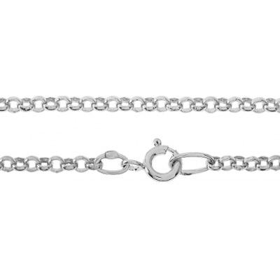 Серебряная цепь 109984