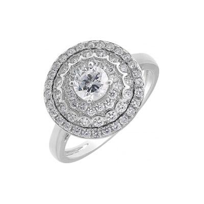 Серебряное кольцо  112733