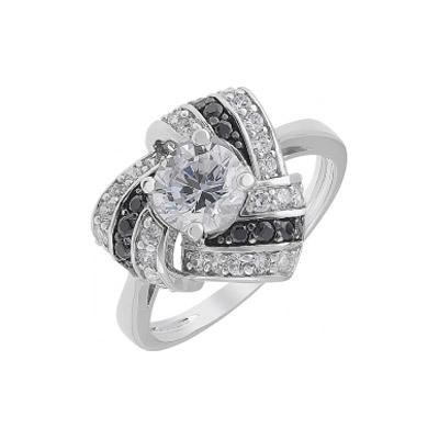 Серебряное кольцо  112741