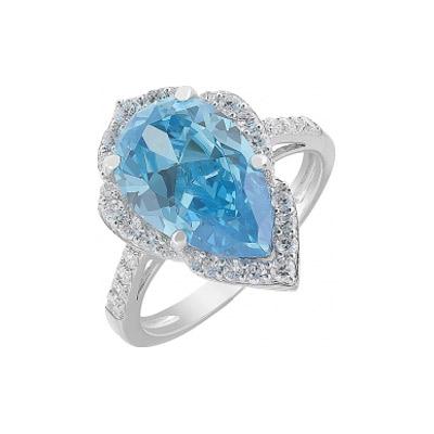 Серебряное кольцо  112748