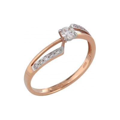 Золотое кольцо  113606 от Bestwatch.ru
