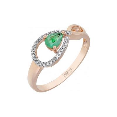 Купить Кольца Золотое кольцо  114931  Золотое кольцо  114931