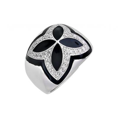 Серебряное кольцо  115284