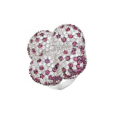 Серебряное кольцо  115646