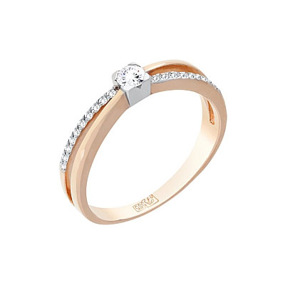 Золотое кольцо  117414 от Bestwatch.ru