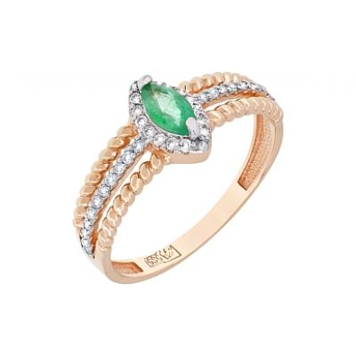 Золотое кольцо  119176 от Bestwatch.ru