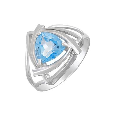 Серебряное кольцо  123259