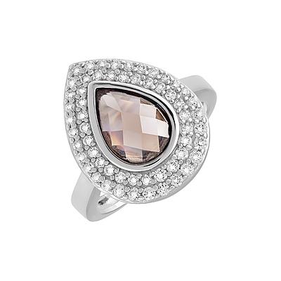 Серебряное кольцо  Ювелирное изделие 127687