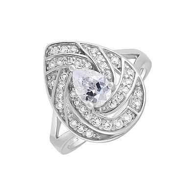 Серебряное кольцо  Ювелирное изделие 127688