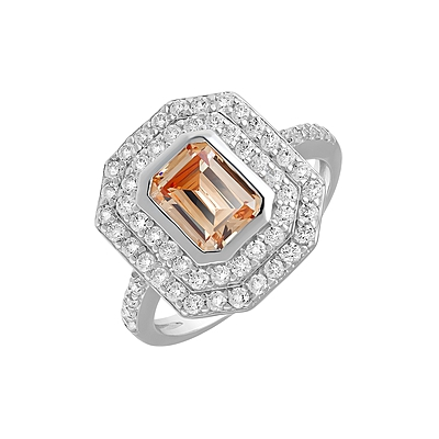 Серебряное кольцо  127697