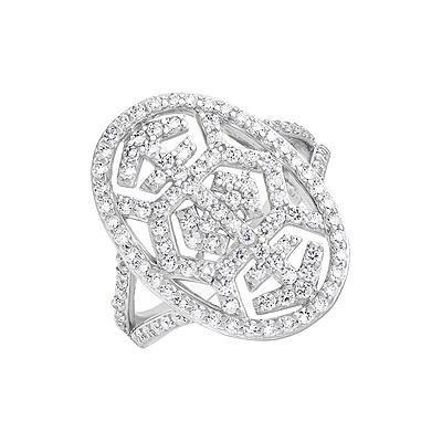 Серебряное кольцо  127701