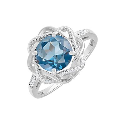 Золотое кольцо  Ювелирное изделие 128703