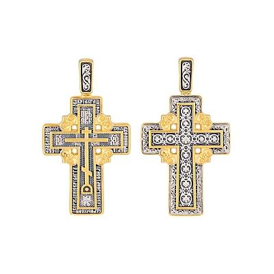 Серебряный крест  129673