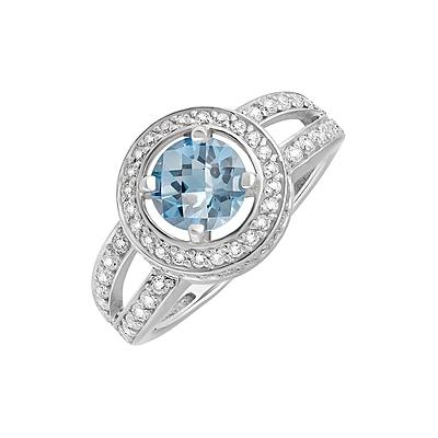 Серебряное кольцо  129753