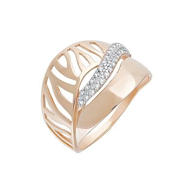 Золотое кольцо  Ювелирное изделие 130019