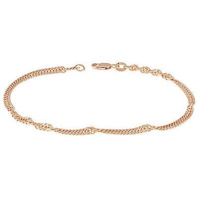 Золотой браслет  136813
