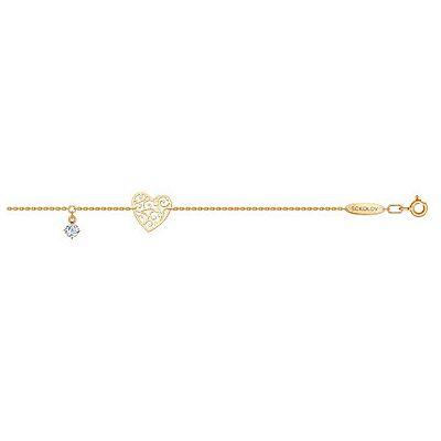 Золотой браслет  140468