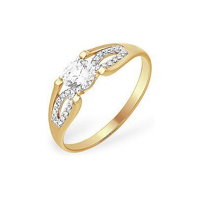 Купить Золотое кольцо 141991, Ювелирное изделие