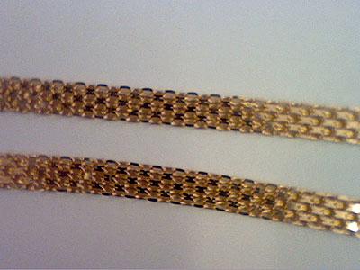 Купить Золотой браслет 26497, Браслет. Красное золото 585., Ювелирное изделие