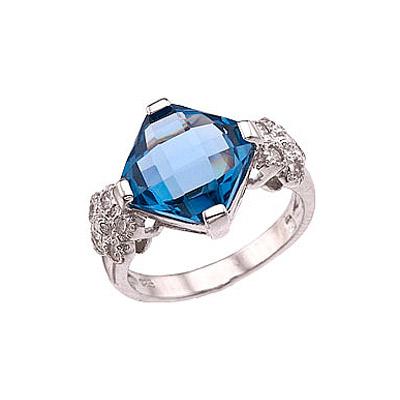 Серебряное кольцо  30895