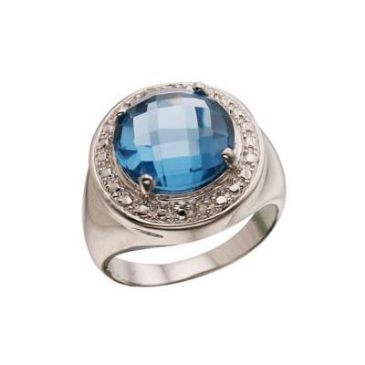 Серебряное кольцо  30896