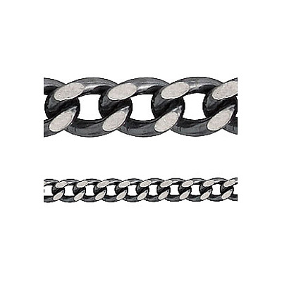 Серебряная цепь 31039