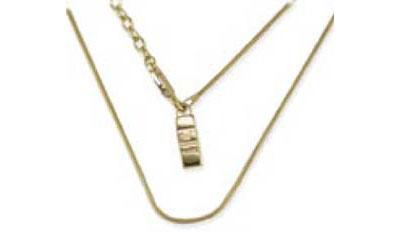 Золотое колье  32459