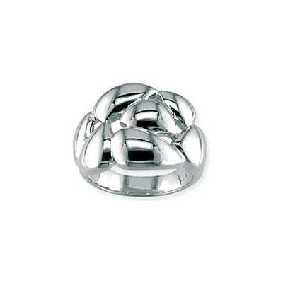 Серебряное кольцо  32638