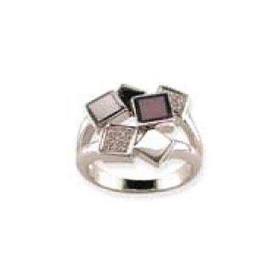 Серебряное кольцо  32639