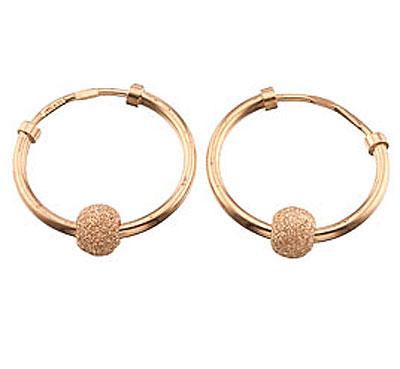 золотые серьги кольца фото и цены