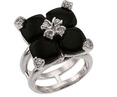 Серебряное кольцо  33749