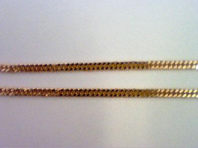 Золотой браслет  41444