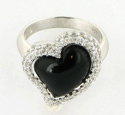 Серебряное кольцо  64998
