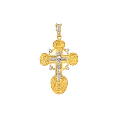 Золотой крест  65017